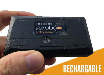Geobox | Mako Rechargable 3G Package Tracker